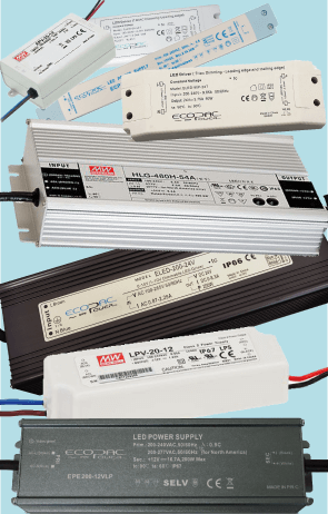 Constant Voltage LED DriversBest Sellers